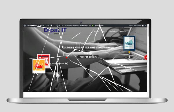 Laptop Screen Repair in Paris