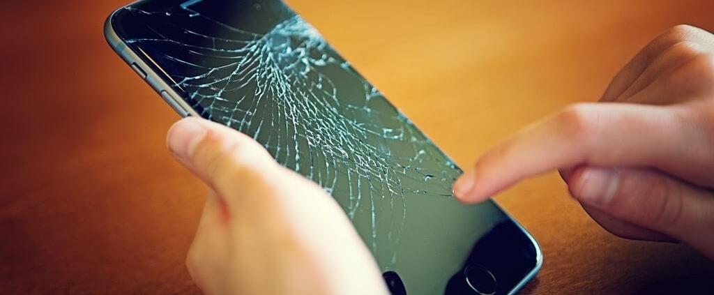 Phone Screen Repair Paris
