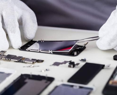 Cell Phone Repair Paris France